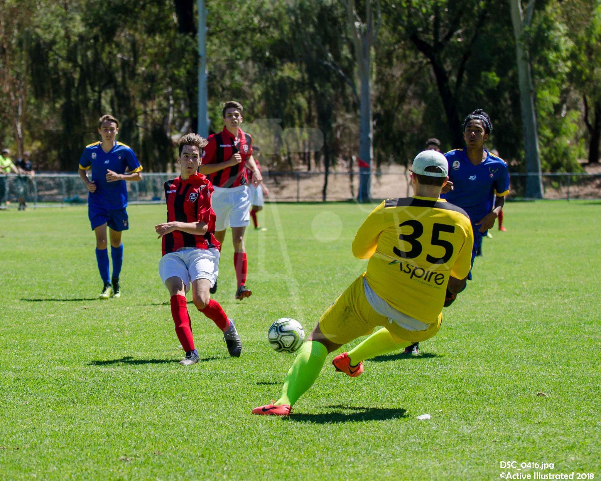 SL2: U18 EUFC v Gawler
