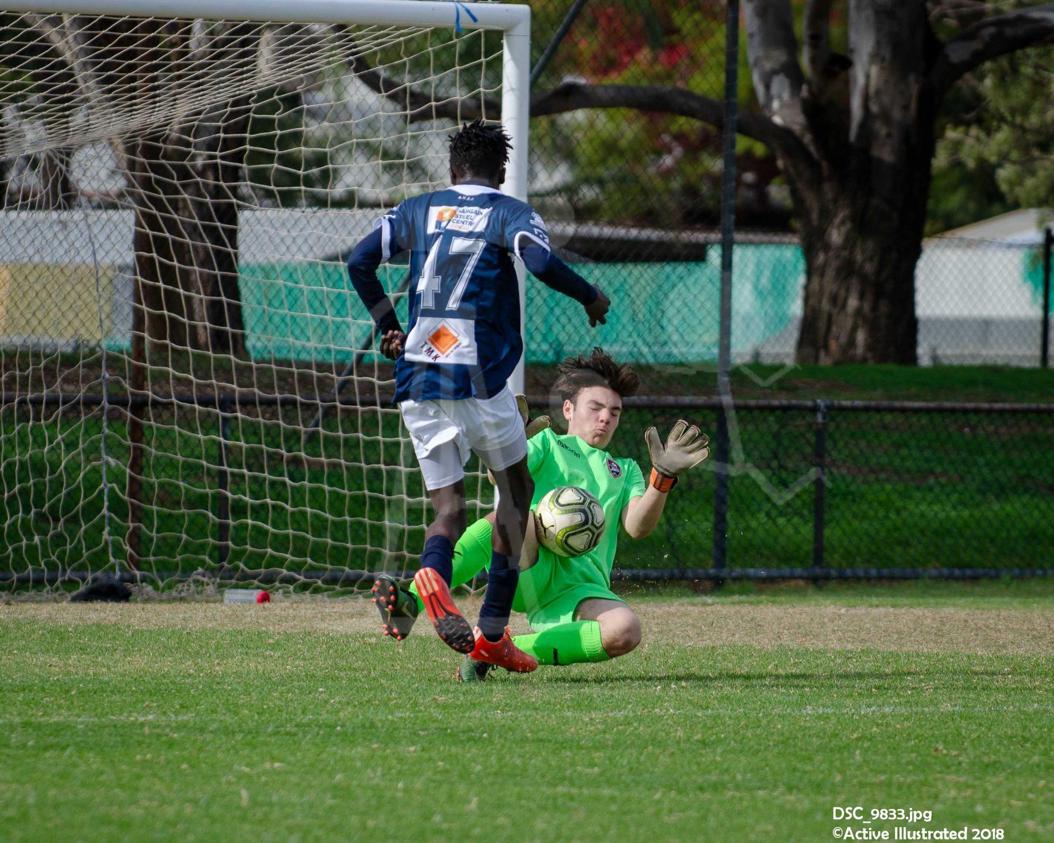 SL2 U18 Adelaide Victory v EUFC
