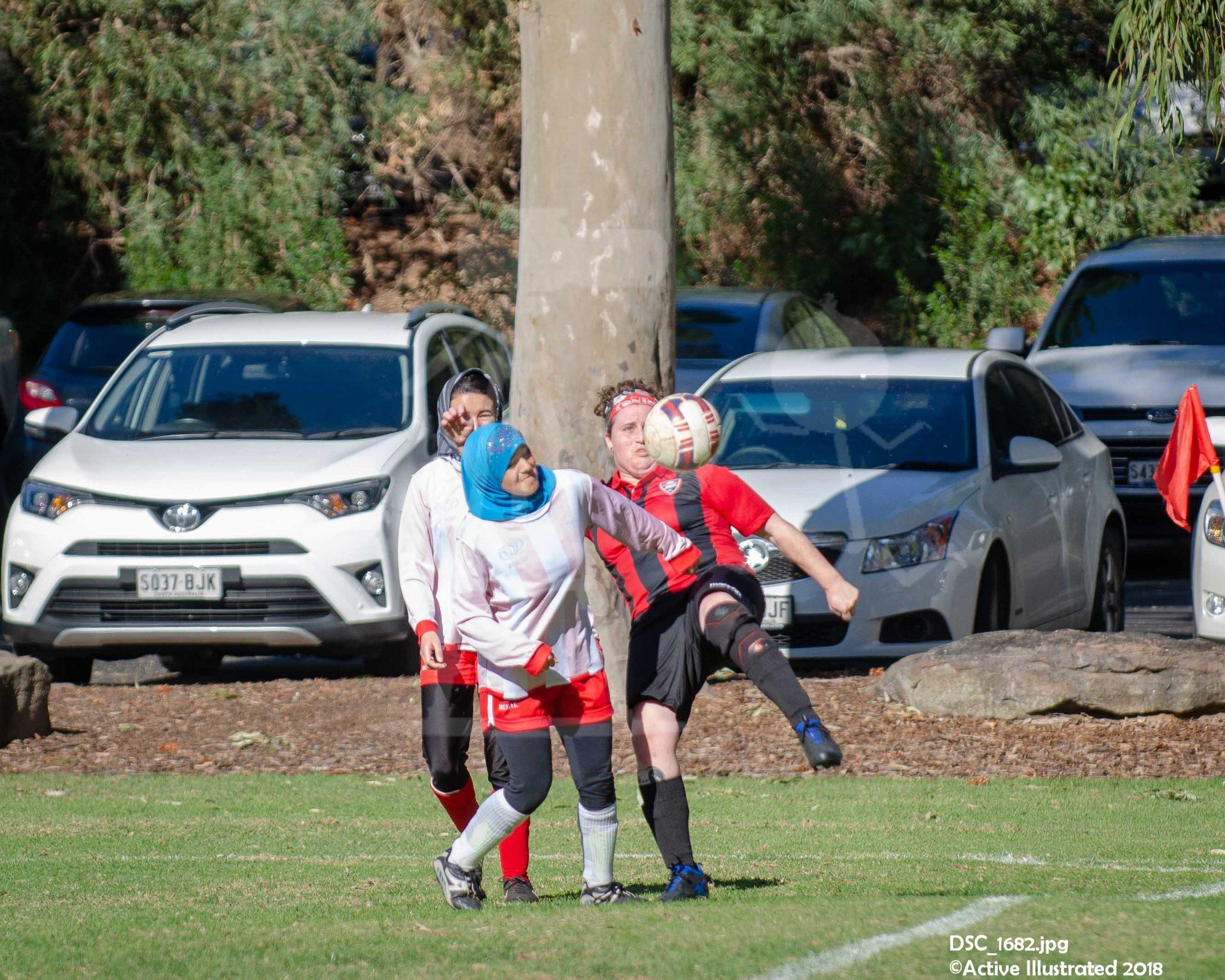 Women's EUFC v Adelaide Tigers