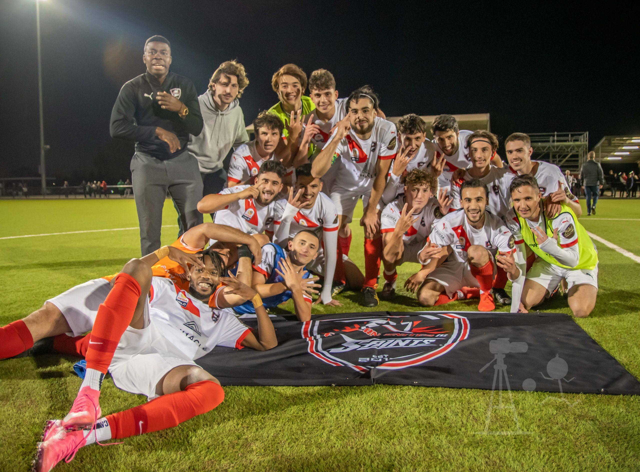 Reserve Final EUFC v Adelaide UNI