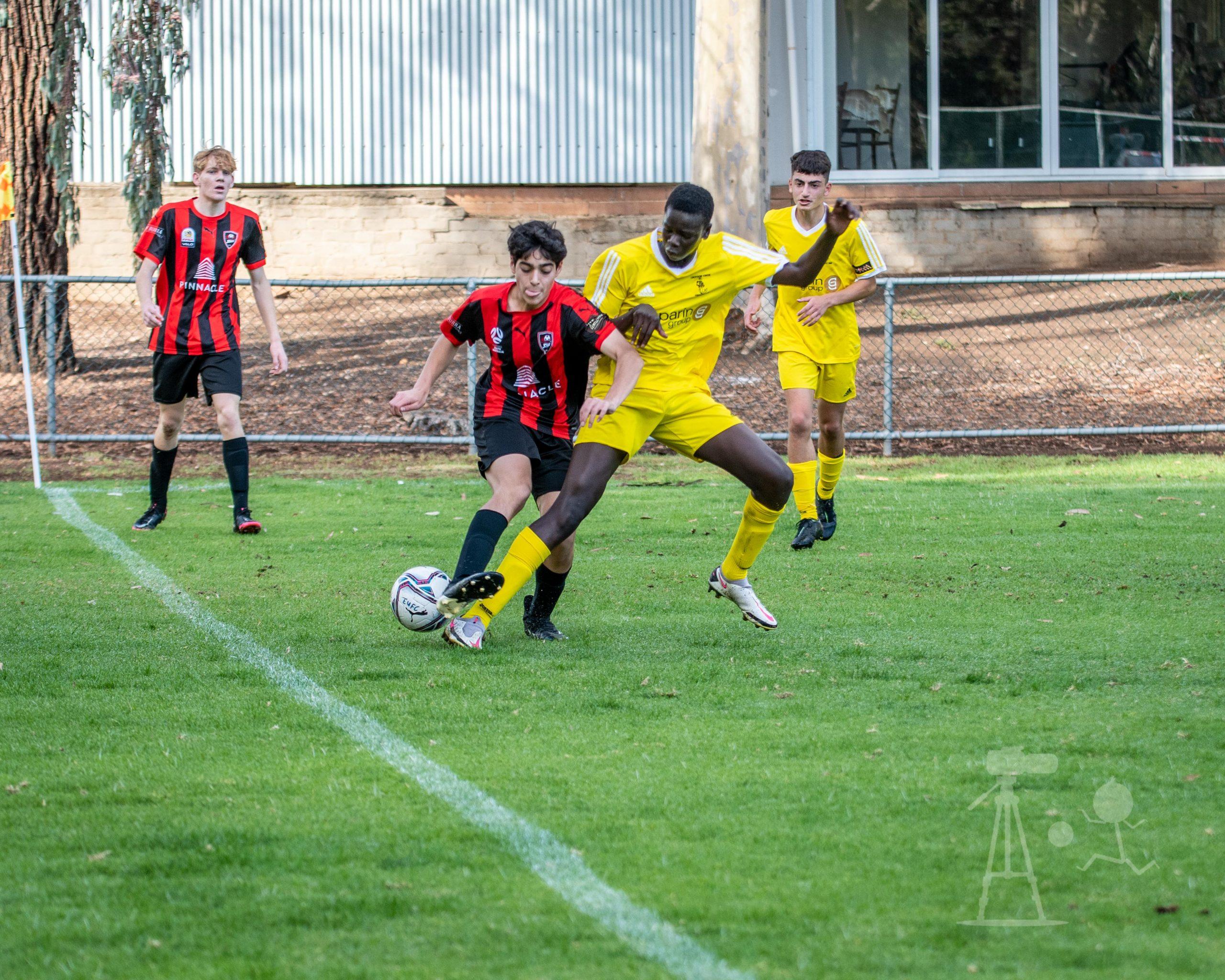U18 Cup EUFC v Croydon